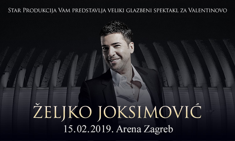 Arena Zagreb Zagreb Arena Zeljko Joksimovic