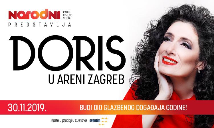 Arena Zagreb Zagreb Arena Doris Dragovic