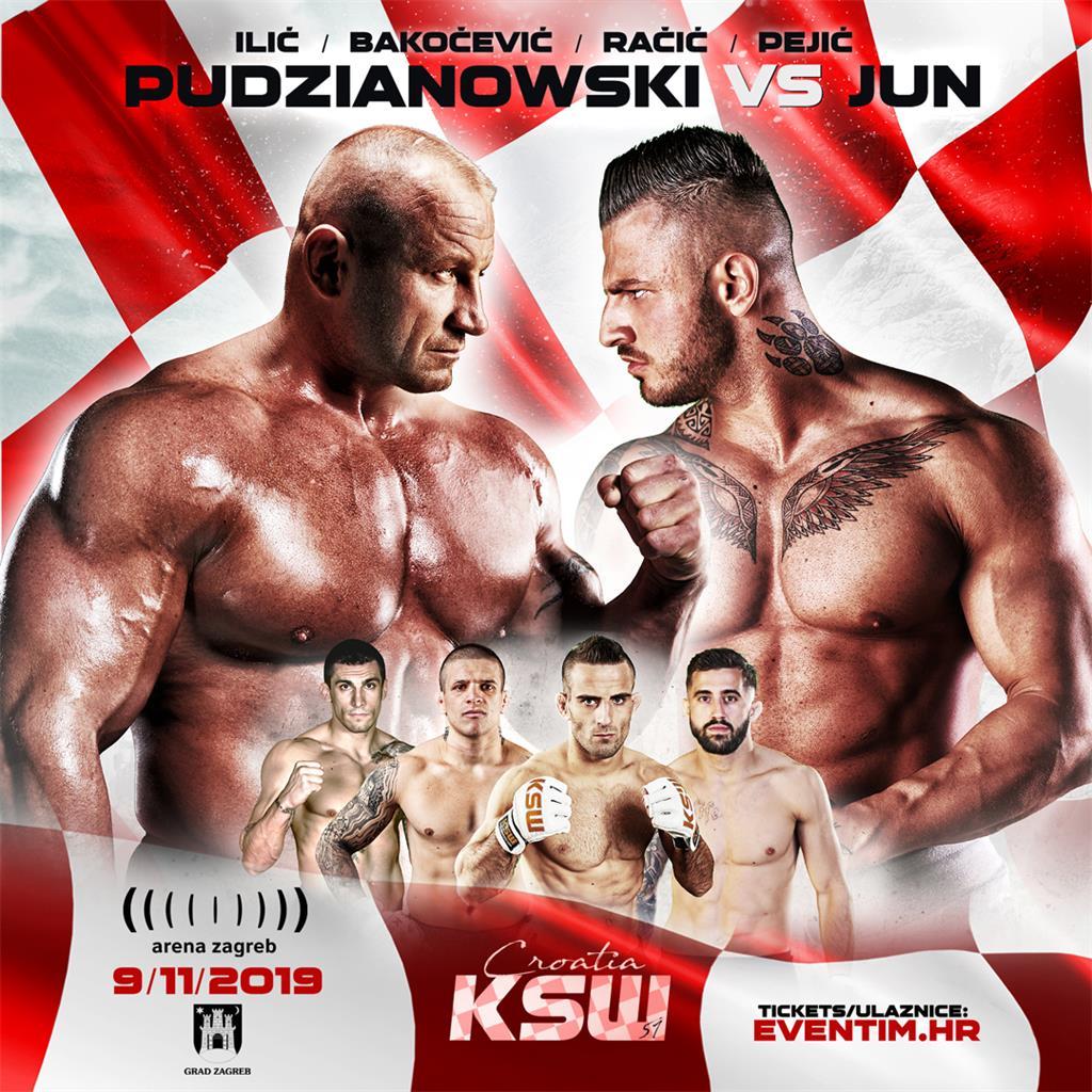 Arena Zagreb Zagreb Arena Ksw