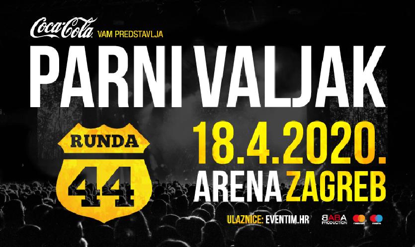 Arena Zagreb Zagreb Arena Parni Valjak