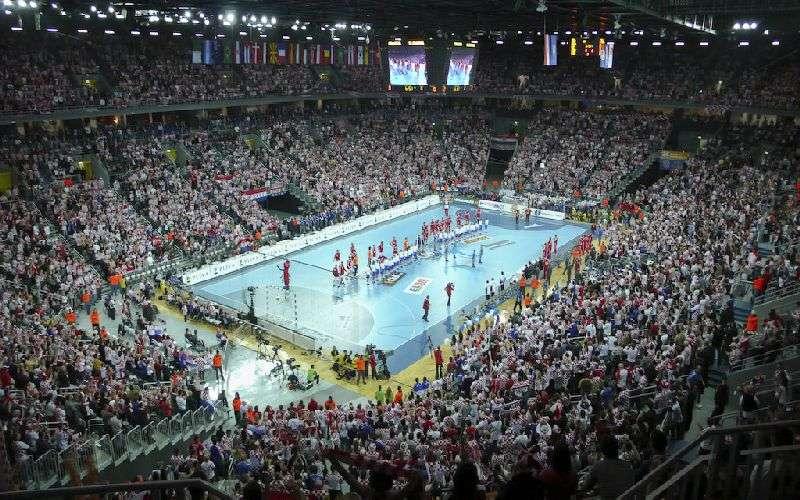 Arena Zagreb Zagreb Arena Svjetsko Prvenstvo U Rukometu 2009