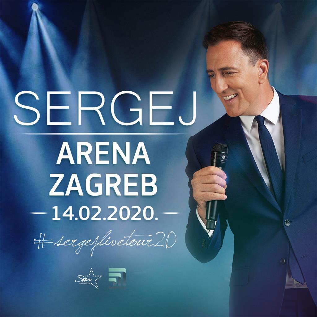 Arena Zagreb Zagreb Arena Sergej Cetkovic